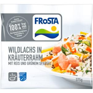 Frosta Wildlachs in Kräuterrahm 375g