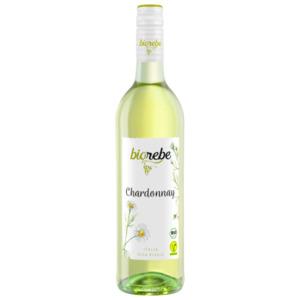 Biorebe Chardonnay Italien trocken 0,75l