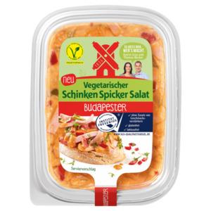 Rügenwalder Vegetarischer Schinken Spicker Salat Budapester 150g
