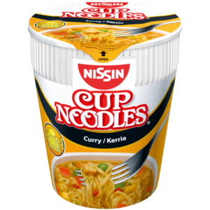 Nissin Cup Noodles Curry 67g