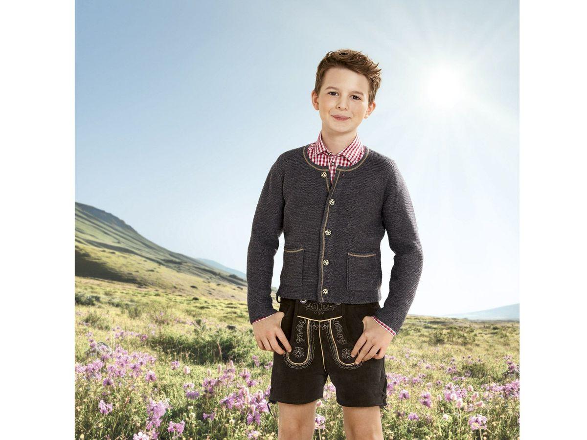 Bild 3 von PEPPERTS® Kinder Jungen Trachtenjacke