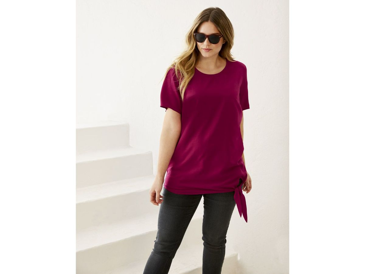 Bild 4 von ESMARA® Damen Blusenshirt