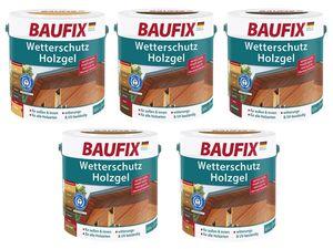 BAUFIX Wetterschutz-Holzgel, 2,5l