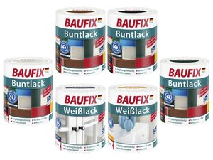 BAUFIX Bunt-/Weißlack
