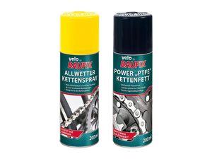 VELO by Baufix® Allwetter-Kettenspray / Kettenfett