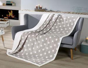 Kuscheldecke - 200 x 150 cm - Sterne
