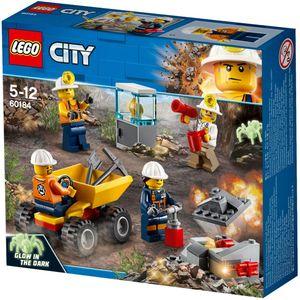 Lego Sortiment - Bergbauteam