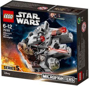 Lego Sortiment - Millennium Falcon Microfighter