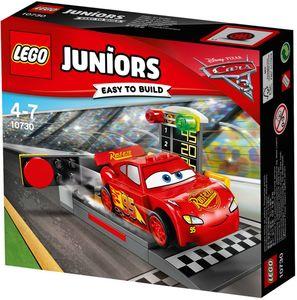 Lego Sortiment - Lightning McQueens Beschleunigungsrampe