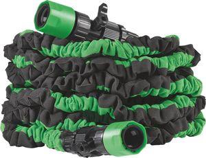 EASYmaxx Gartenschlauch flexibel 15 m grün/schwarz
