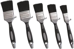 Carrera Soft Touch Pinsel Set, 5-teilig