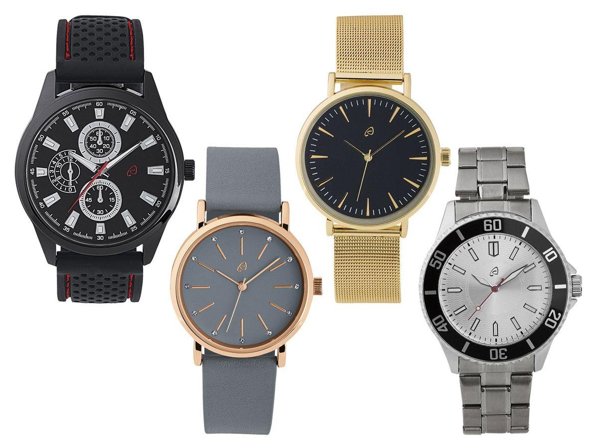 Bild 1 von AURIOL® Damen Herren Armbanduhr