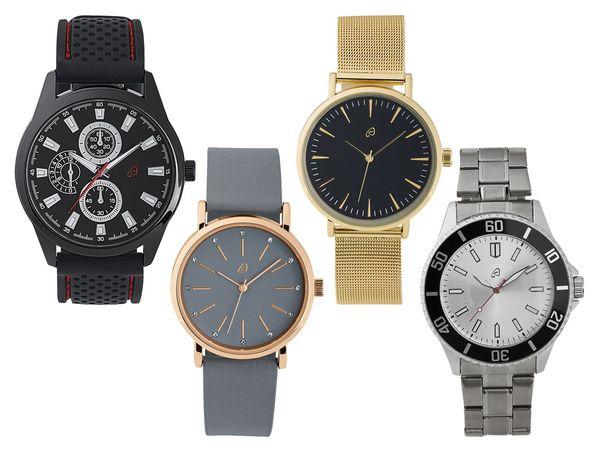 AURIOL® Damen Herren Armbanduhr
