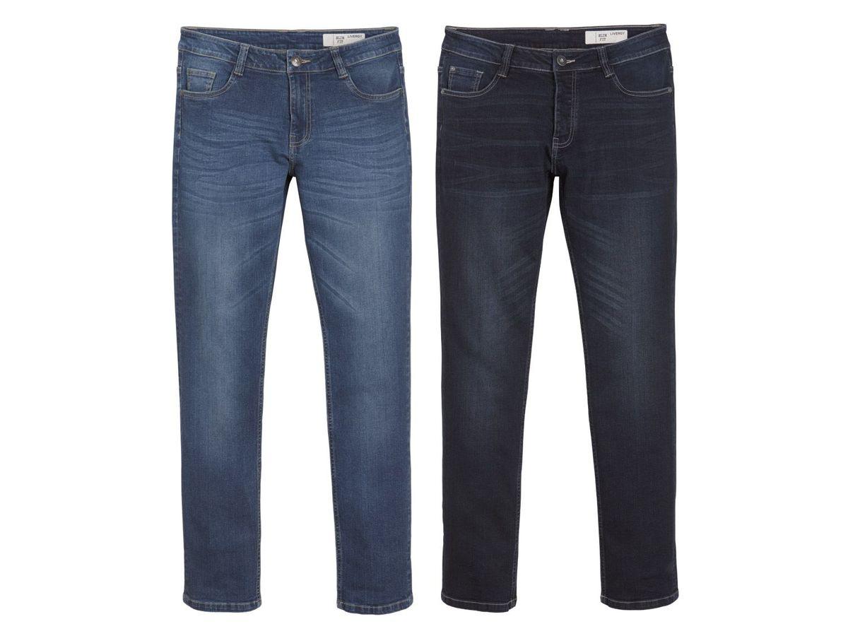 Bild 1 von LIVERGY® Herren Slim-Fit-Jeans