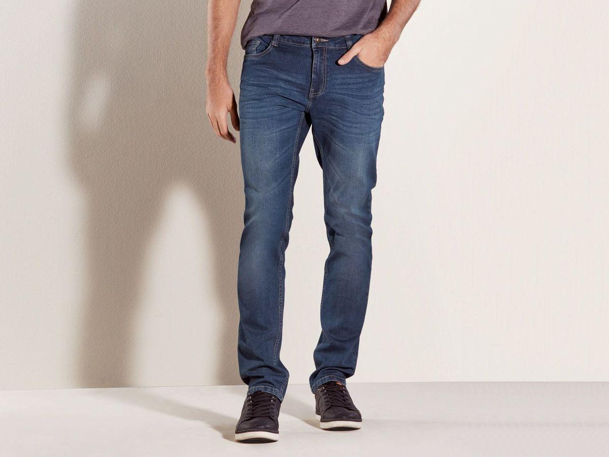 Bild 3 von LIVERGY® Herren Slim-Fit-Jeans