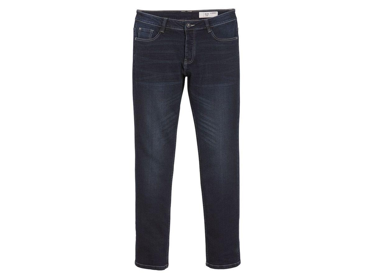 Bild 5 von LIVERGY® Herren Slim-Fit-Jeans
