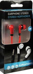 Grundig Stereo Kopfhörer - Rot