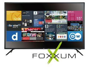 JTC GALAXIS 4.0 UHD 4K  Fernseher, 40 Zoll,  Smart TV