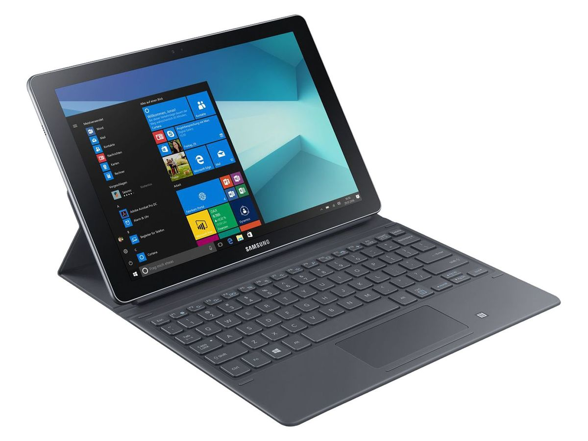 Bild 2 von SAMSUNG Galaxy Book 10.6 W620N 2in1 Laptop