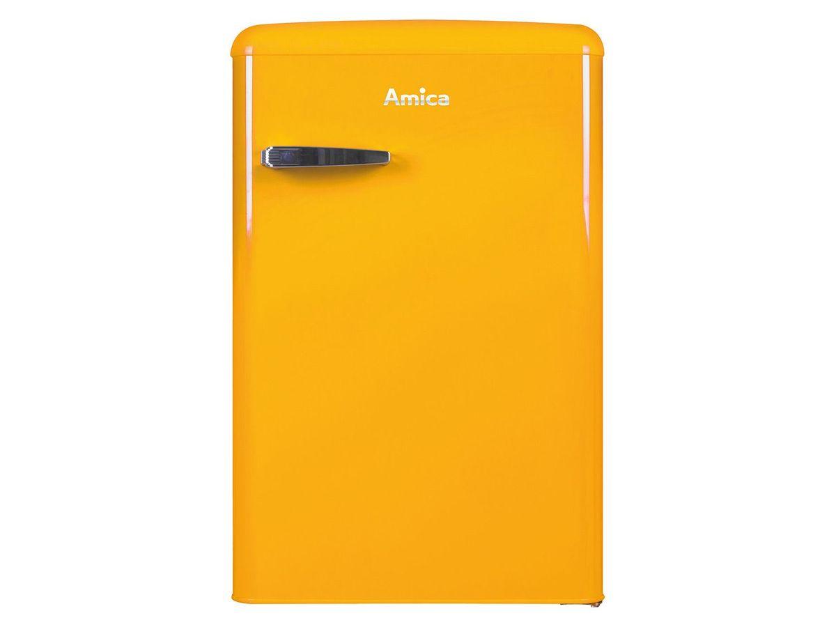 Bild 2 von Amica Retro-Kühlschrank mit Gefrierfach