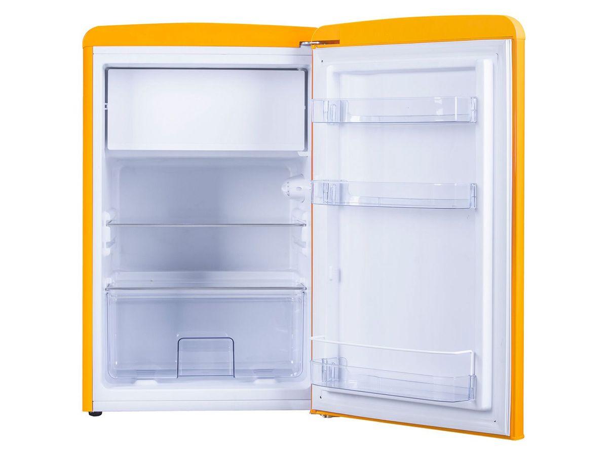 Bild 3 von Amica Retro-Kühlschrank mit Gefrierfach