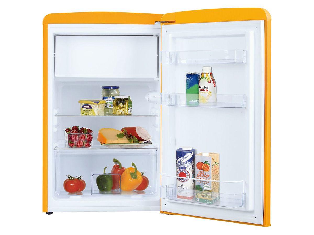 Bild 4 von Amica Retro-Kühlschrank mit Gefrierfach