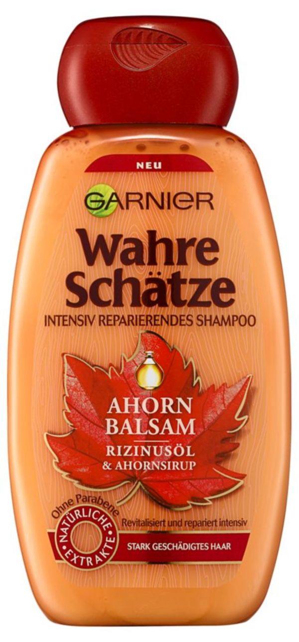 Garnier Wahre Schätze Ahorn Shampoo 250ml