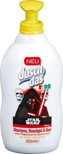 Duschdas Kids Shampoo Duschgel & Bad StarWars 400 ml