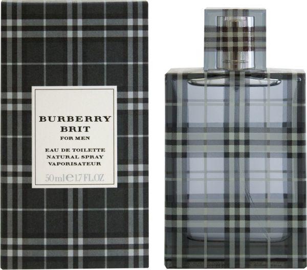 Burberry Brit for Men EdT 50 ml