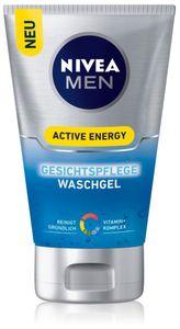 Nivea Men Active Energy Waschgel 100ml