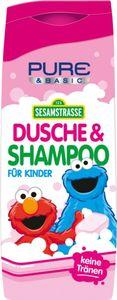 Dusche & Shampoo für Kinder rosa