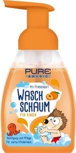 Pure & Basic Kids Waschschaum mit Pfirsichduft