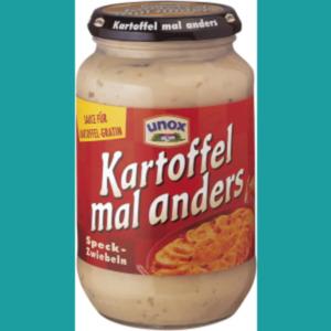 """Unox """"Kartoffelmal anders"""""""
