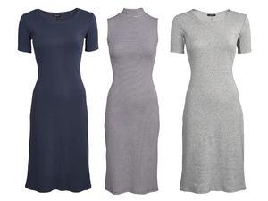 ESMARA® Damen Midi-Kleid