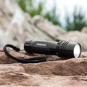 "duracell-flashlights LED-Taschenlampe ""Profiline"""