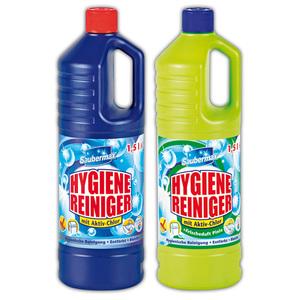 Saubermax Hygiene-Reiniger