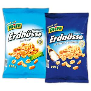 Pfiff Erdnüsse
