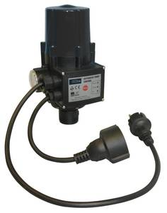 Druckschalter für Pumpen mit Trockenlaufschutz Güde