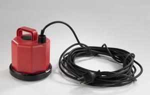 Flachsauger-Tauchpumpe, flachsaugend bis 3 mm, 80 Watt Westfalia Wasserwelten