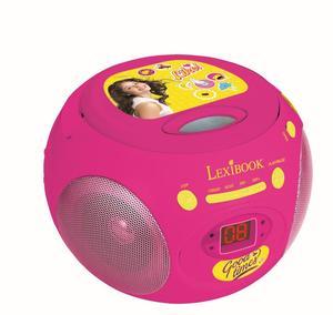 Lexibook CD Player mit Radio Soy Luna
