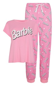 "Rosafarbenes ""Barbie"" Pyjamaset"
