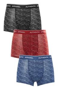 Mehrfarbige Boxershorts, 3er-Pack