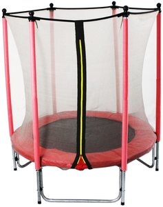 Joka Fit Kindertrampolin Sport, Ø 140 cm