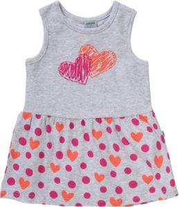 Jerseykleid Gr. 74 Mädchen Baby