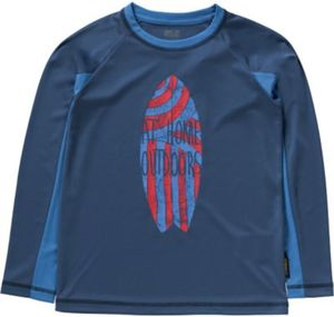 Kinder Langarmshirt SHORELINE Gr. 92