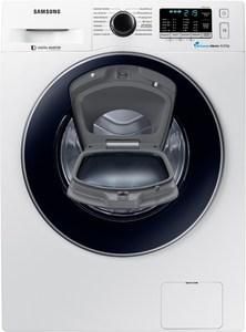 Samsung WW83K5400UW Stand-Waschmaschine-Frontlader weiß / A+++