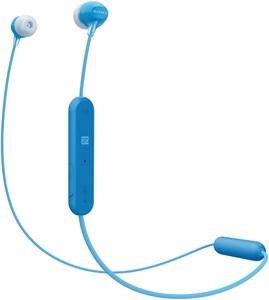 Sony WI-C300 Kopfhörer (drahtlos) blau