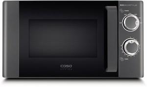 Caso M20 Ecostyle Solo-Mikrowelle schwarz