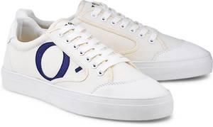 Canvas-Sneaker von Marc O'Polo in weiß für Herren. Gr. 40