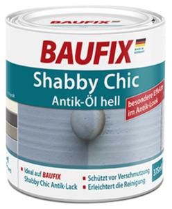 BAUFIX Shabby Chic Antik-Effekt dunkel